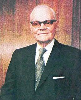 Marion G. Romney Leader of the LDS Church