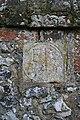 Mark on the stone - geograph.org.uk - 1670082.jpg