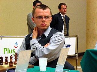Tomasz Markowski (chess player)
