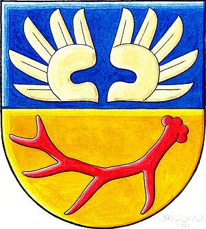 Markvartice (Jihlava District) - Image: Markvartice (okres Jihlava) znak