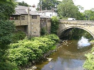 Marple Bridge Human settlement in England