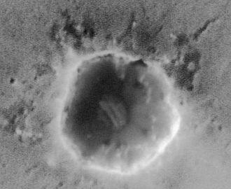 Endurance (crater) - Image: Mars Endurance GS