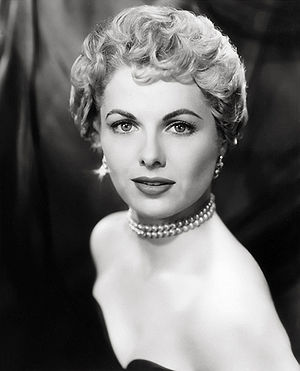 Martha Hyer - Hyer in 1954