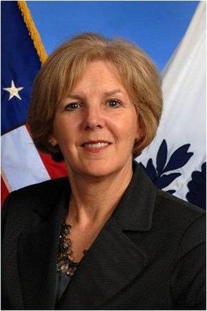 Mary Landry - Mary E. Landry, Director of Incident Management, USCG
