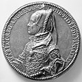 Mary Tudor, Queen of England (1516-1558, r. 1553, m. 1554), Commemorating her Marriage to Philip of Spain (1527-1598, r. 1556-98) MET 109166.jpg
