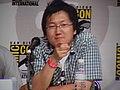 Masi Oka, Comic-Con II.jpg