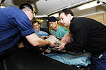 Mass casualty drill aboardd USS San Antonio DVIDS147502.jpg