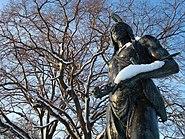 Massasoit statue plymouth 2007