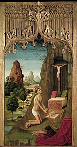 Master of La Seu d'Urgell - Saint Jerome Penitent - Google Art Project.jpg