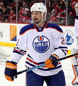 Description de l'image Matt Hendricks - Edmonton Oilers.jpg.