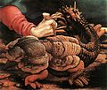 Matthias Grünewald - The Temptation of St Anthony (detail) - WGA10770.jpg