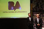 Mauricio Macri se reunió con el equipo interministerial de turismo y entregó distinciones al sector (8963281306).jpg