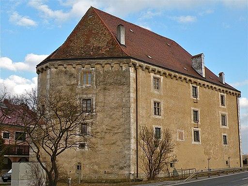 Mauthausen Pragstein SW