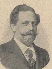 Max Jähns, um 1900 (Quelle: Wikimedia)