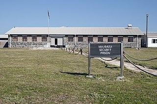 Maximum Security Prison, Robben Island Maximum Security Prison at Robben Island, Cape Town