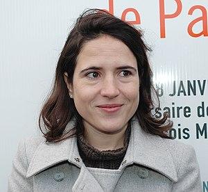 Mazarine Pingeot - Mazarine Pingeot in 2006