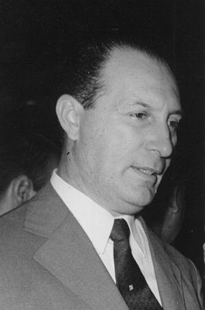 Pascoal Ranieri Mazzilli - Ranieri Mazzilli in the 1950s.
