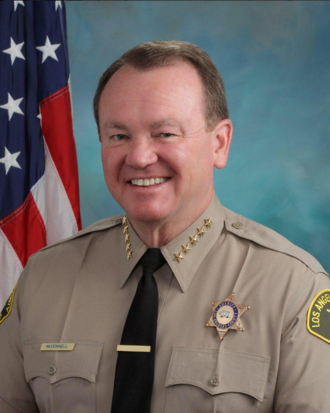 Jim McDonnell (sheriff) - McDonnell in 2014
