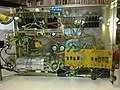 McIntosh MC50 - underside with old can in place (5862974290).jpg