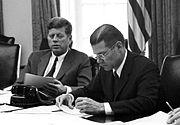 McNamara and Kennedy