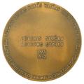 Medal. Peter Stuchka. 1965. Sculptor E. Melderis. Reverse.png