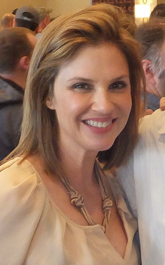 Megan Ward - Megan Ward at the Chiller Theatre Expo in Parsippany, NJ (April 2014)