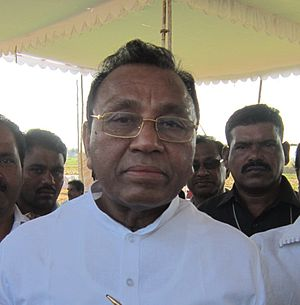 Mekapati Rajamohan Reddy - Image: Mekapati Rajamohana Reddy