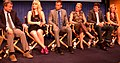 Melissa & Joey cast and crew at Paley Center.jpg
