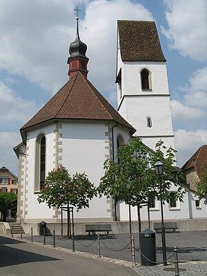Mellingen - City Church of Mellingen