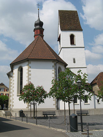 Mellingen - City Church of Mellingen