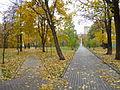 Memorial park in october 2014 01.JPG