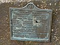 Memorial plaque, Clovelly - geograph.org.uk - 983039.jpg