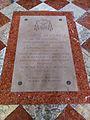 Memorial to Bishop Giovanni Jeremich in Santa Maria della Saluta, Venice.jpg