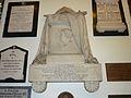 Memorial to Brisbane in St James Church, Sydney.jpg