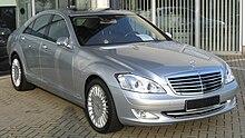 Contour Chrome Mercedes Classe A W   Pommeau