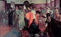 Merchants of curios in Peking (L. Sabattier).png