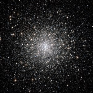 Shapley–Sawyer Concentration Class -  Messier 15
