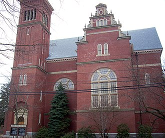 Methuen Memorial Music Hall - Methuen Memorial Music Hall