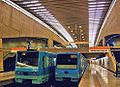 Metro de Santiago - Vespucio Norte.jpg