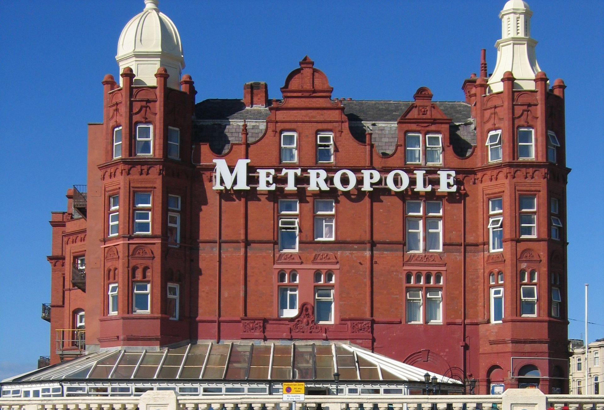Grand Metropole Hotel Blackpool Reviews