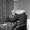 Mevrouw H A Borggreve te Amsterdam 100 jaar op 244, Bestanddeelnr 909-5017.jpg