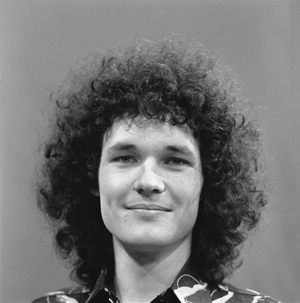 Michael Elo - Michael Elo in 1974, on AVRO's TopPop.