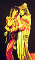 Mick Jagger and Ron Wood - Rolling Stones - 1975.jpg
