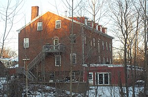 Middletown Alms House - Image: Middletown CT Alms House (1814)