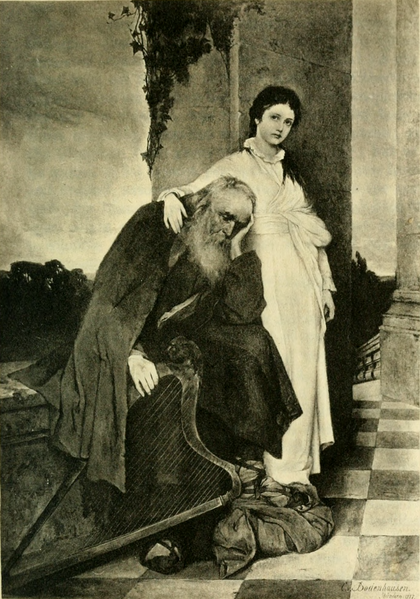 File:Mignon and the Harper (The Works of J. W. von Goethe, Volume 3).png