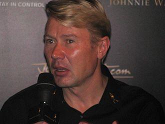 Mika Häkkinen - Häkkinen in 2012