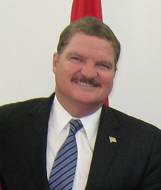 Prime Minister of Aruba - Image: Mike Eman