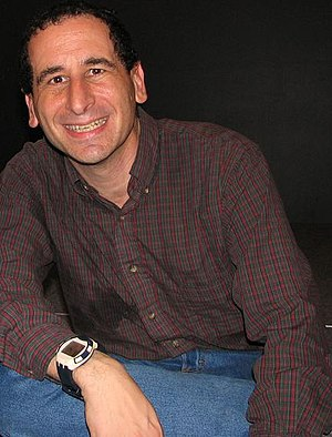 Al Jean - Mike Reiss and Jean worked as show runners of The Simpsons together.