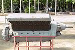 Mikulin AM-38 engine in the Great Patriotic War Museum 5-jun-2014.jpg