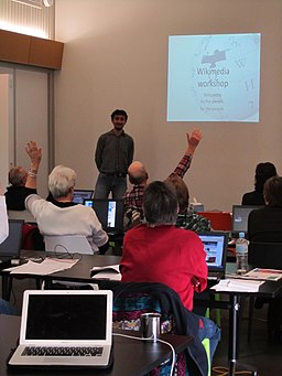 Miles Wikipedia Training